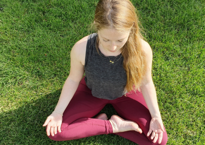 Amy Rebecca Jane – Yoga teacher