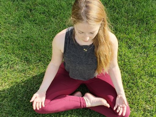Amy Rebecca Jane – Yoga teacher