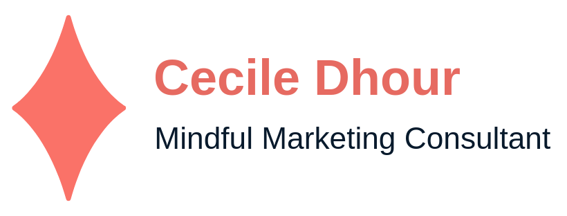 Cecile Dhour Mindful Marketing Consultant